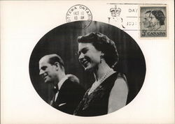 H.M. Queen Elizabeth II and Duke of Edinburgh