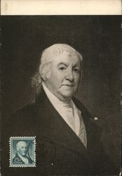 Paul Revere Postage Stamp