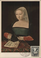 Portrait of a Woman, Master of the Half-Lengths