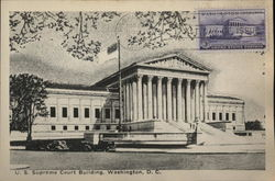 U. S. Supreme Court Building