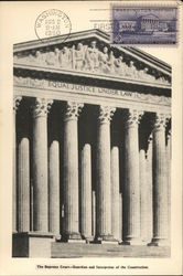 The Supreme Court--Guardian and Interpreter of the Constitution