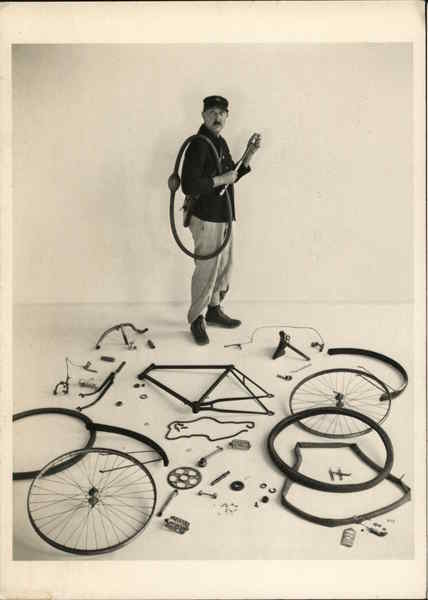 Jacques Tati, 1949 Actors