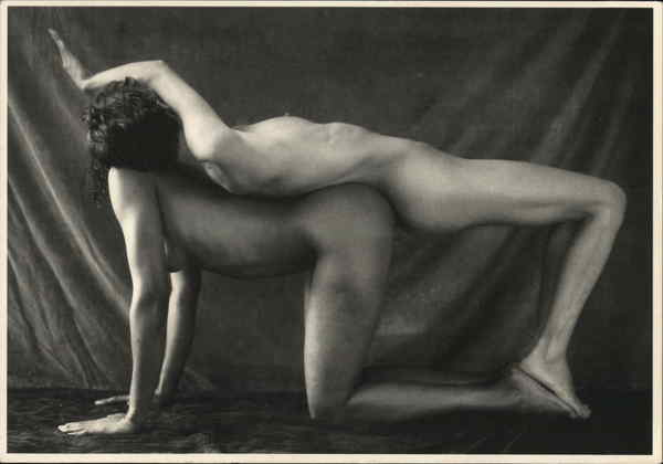 Erotic Photo of Couple Risque & Nude