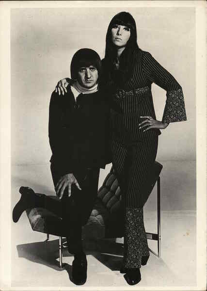 Sonny and Cher Celebrities