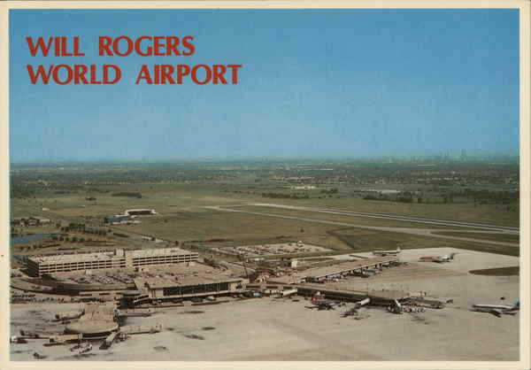 Will Rogers World Airport Oklahoma City