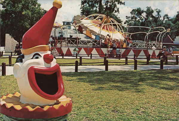 Silver Springs Florida Amusement Parks