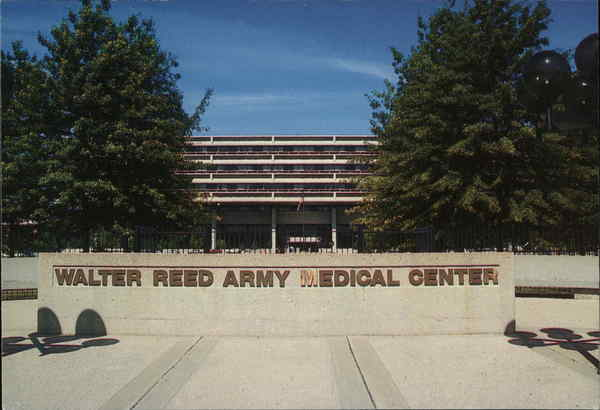 Walter Reed Army Medical Center Washington District of Columbia