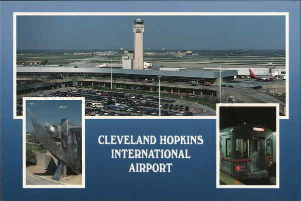Cleveland Hopkins International Airport Ohio Airports