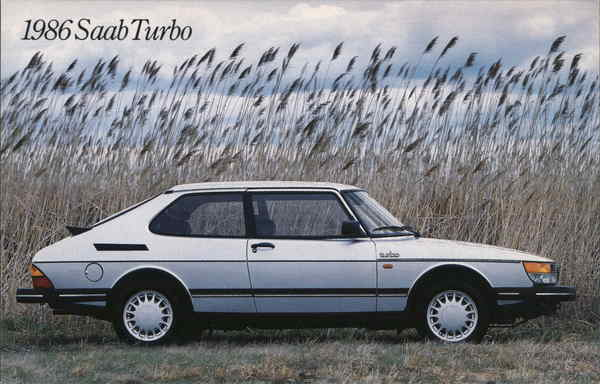 1986 Saab Turbo Cars