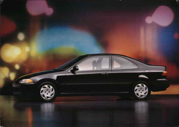 1994 Civic EX Coupe Cars