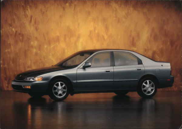 1994 Honda Accord EX Sedan Cars