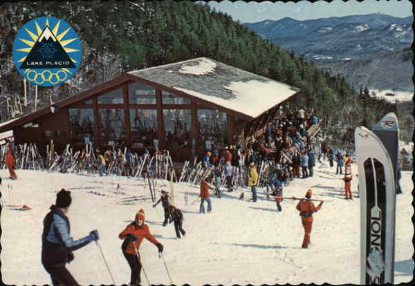 Whiteface Mountain Ski Center Lake Placid New York