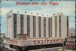 The Caalifornia Hotel - Greetings from Las Vegas