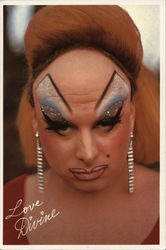 Divine in John Water's Pink Flamingos