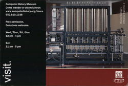 The Computer History Museum - Charles Babbage's Difference Engine #2
