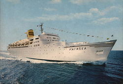 Fairsea, SITMAR CRUISES