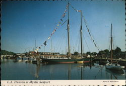 L.A. Dunton at Mystic Seaport