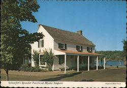 Schaefer's Spouter Tavern at Mystic Seaport