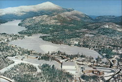 Lake Placid, 1932 - The Olympic Village - 1980