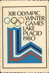 XIII Olympic Winter Games 1980