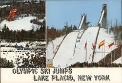 Olympic Ski Jumps