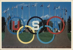 Olympic Rings Interlaced