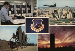 Air Force Communications Command Headquarters