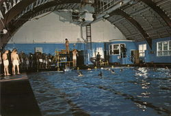 U.S. Naval Training Center - Swimming Pool