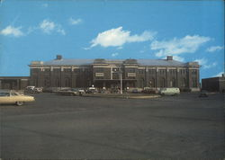 Burlington Northern Depot