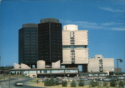 Health Sciences Center Postcard