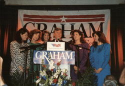 Florida Governor Bob Graham & Family