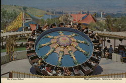 The Circus Wheel, Magic Mountain