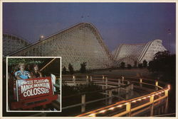 Six Flags Magic Mountain Colossus