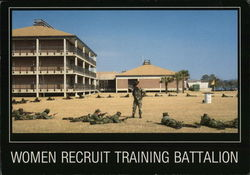 Women Recruit Training Battalion