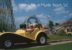 Myrtle Beach South Carolina Vintage Postcards Images