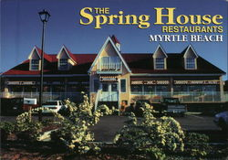 The Spring House Restaurants