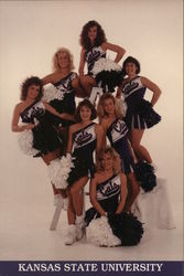 Kansas State University Varsity Cheerleaders