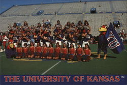 University of Kansas Spirit Squad