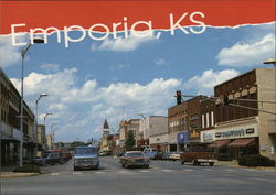 Downtown Emporia, Kansas