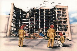 1995 Alfred P. Murrah Federal Building Bombing