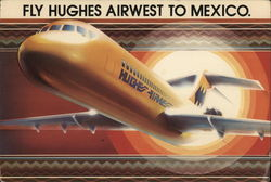 Fly Hughes Airwest to Mexico
