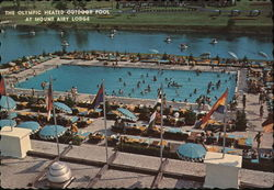 Mount Airy Lodge - Olympic Heated Outdoor Pool
