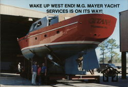 M.G. Mayer Yacht Services, Inc.