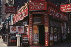 Village Cigar Store in Sheridan Square