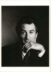 Robert Deniro, New York, 1990
