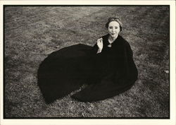Anais Nin, New York, 1971