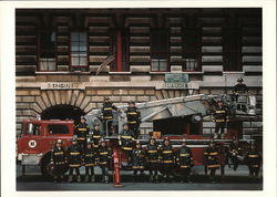 New York City Fire Department, 1973