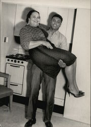 Mohammad Ali and His Mother, Odessa Grady Clay