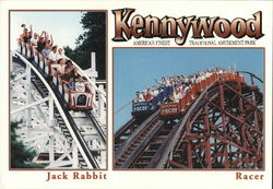 Kennywood, America's Finest Traditional Amusement Park