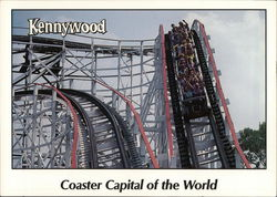 Kennywood, Coaster Capital of the World